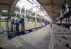 Die neue automatische Multi-Metall Linie für die elektrostatische Lackierung 1.3