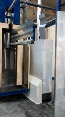 Die neue automatische Multi-Metall Linie für die elektrostatische Lackierung 2.2